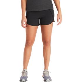 Marmot Elda 4.5'' Shorts Women, negro